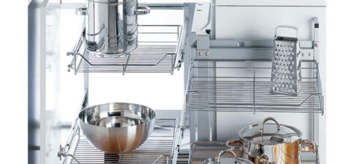 Systemy kuchenne magic corner