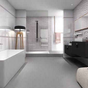 Wystrój łazienki w mieszkaniu