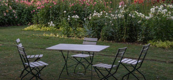 Jakie wybrać krzesła do ogrodu?