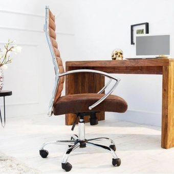 Czym powinno cechować się krzesło biurowe?