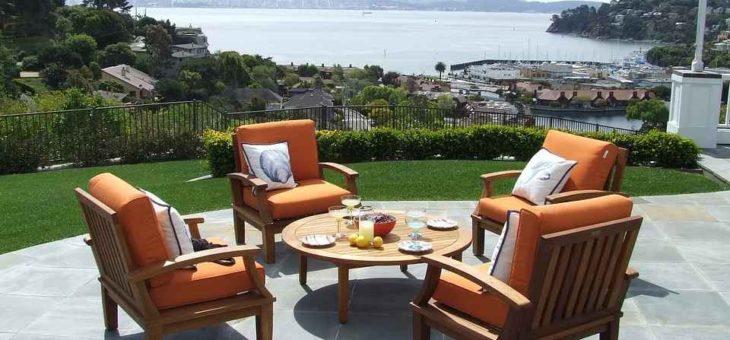 Eleganckie i wytrzymałe stoliki ogrodowe