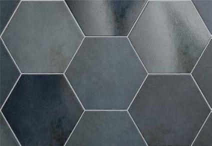 Zastosuj płytki heksagonalne i odmień swoje wnętrze