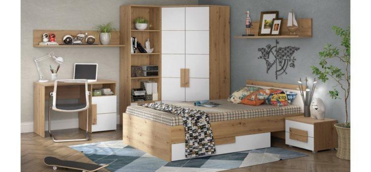 Idealne łóżko dla nastolatka – gdzie je znaleźć?